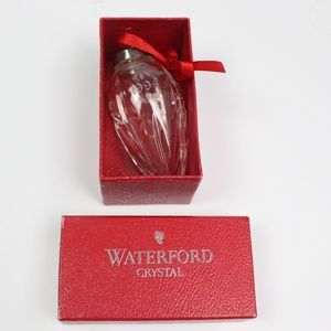 Waterford Crystal 1994 Christmas Ball Ornament